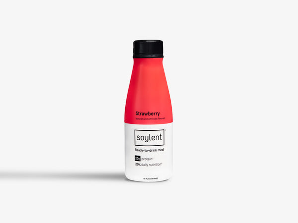 Soylent Drink Strawberry