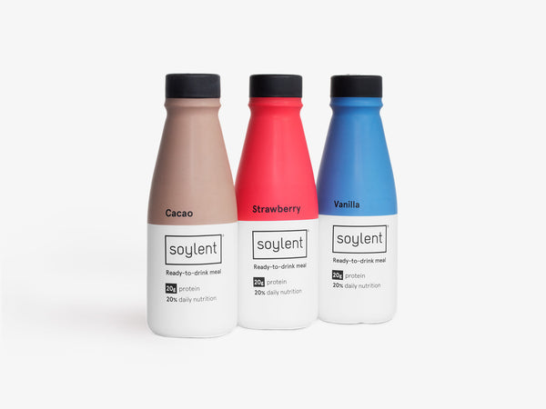 Soylent Drink Variety Pack