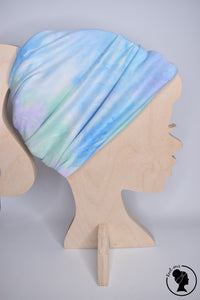 Brushed Cotton Candy Tie Dye Large Twistem