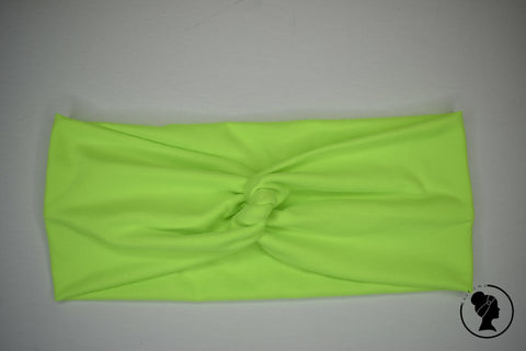 Neon Lime Yellow