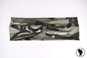 "Brushed Marsh Camo Large 3"" RTS"