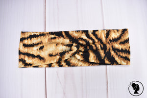 "Brushed Tiger Stripes Large 3"" RTS"