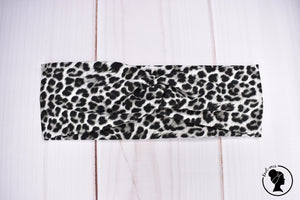 "Brushed Snow Leopard Large 3"" RTS"