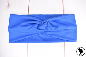 "Athletic Blue Large 4"" RTS"