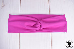 "Athletic Hot Pink Large 3"" RTS"
