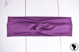 "Athletic Purple Large 3"" RTS"