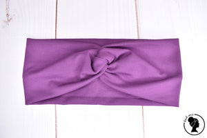 "Athletic Purple Large 4"" RTS"