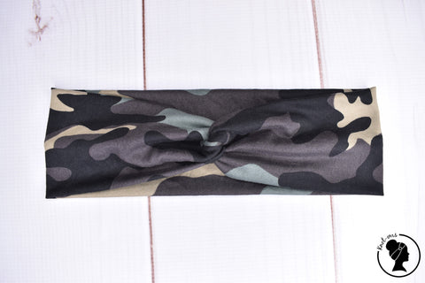 "Brushed Sage Camo Large 3"" RTS"