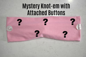 Mystery Knotem with Attached Buttons
