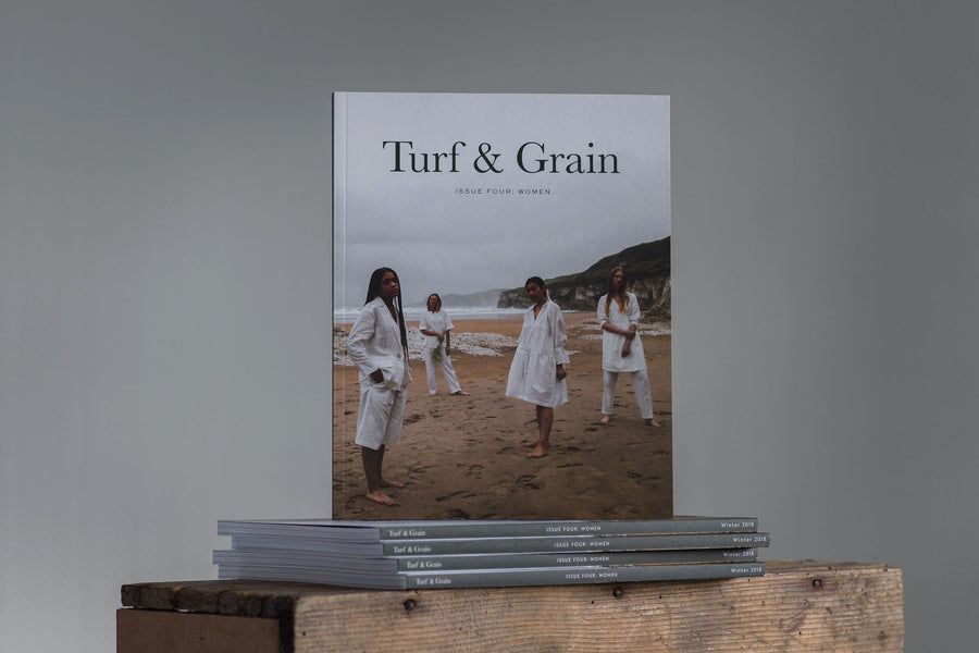 Turf & Grain Issue 4 'Women'