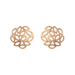 Buy Rose Grahams Sterling silver Stud Online- Artisan Collection Rose Grahams Sterling Silver Earrings 1
