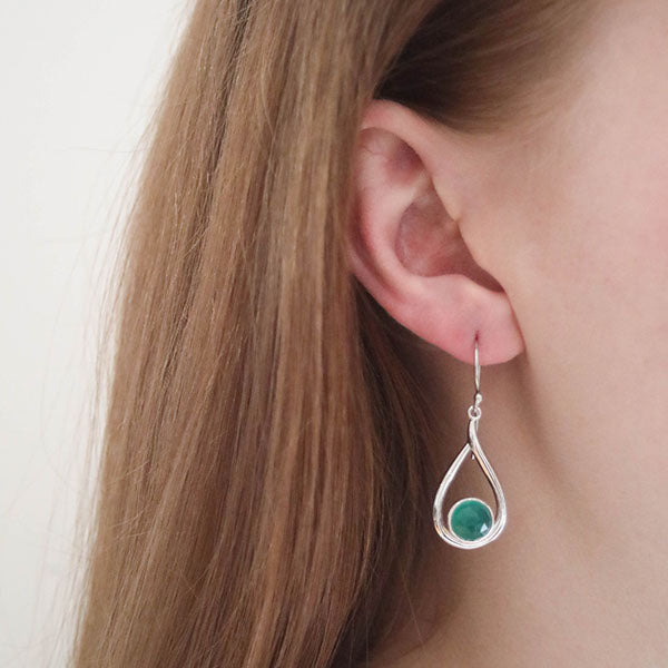 Affordable Onyx earrings