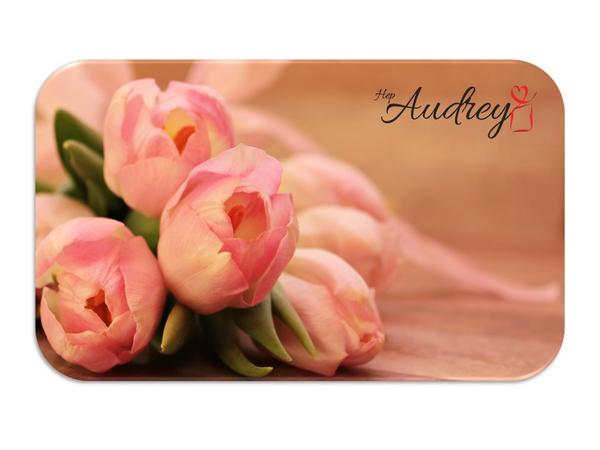 Hep Audrey Flowers Gift Card