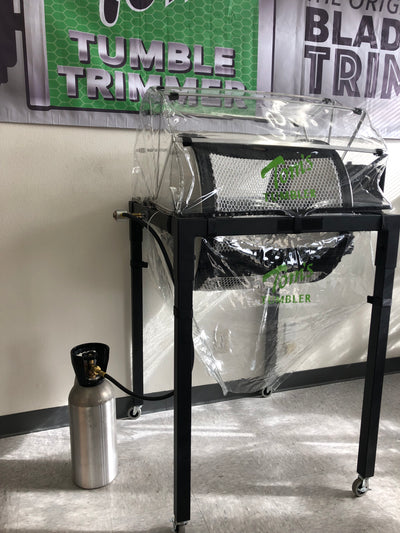 Tom's Tumbler Liquid CO2 Infuser Kit - Purchased Separately - TomsTumbleTrimmer.com