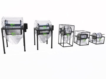 Tom's Tumbler™ TTT 1900 Dry Trimmer, Separator and Pollen Extraction System-WHOLESALE - TomsTumbleTrimmer.com