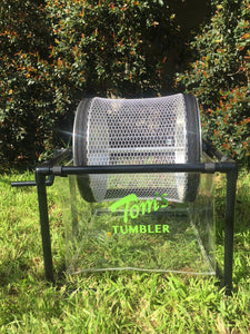 Tom's Tumbler™ TTT 1600 Hand Crank Table Top Dry Trimmer