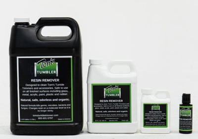 Tom's Resin Remover Cleaner and Lubricant