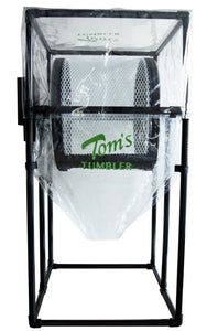 Tom's Tumbler™ TTT 1900 Dry Trimmer, Separator and Pollen/Kief Extraction System