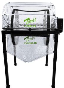 Tom's Tumbler™TTT 2600  Dry Trimmer, Separator and Pollen/Kief Extraction System