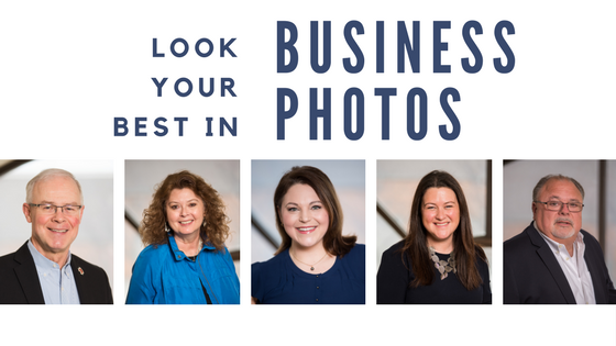 Look Your Best in Business Photos