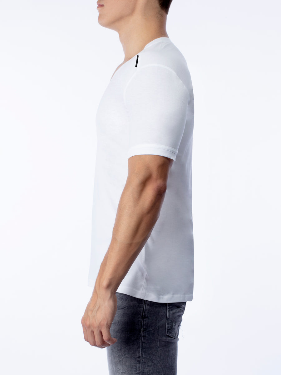 VVV Men's T-Shirt V-Neck
