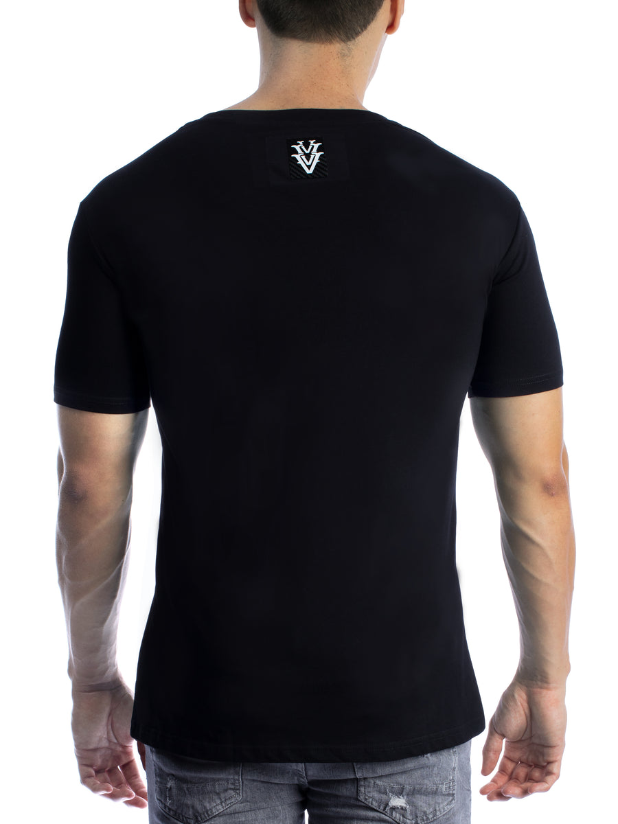 VVV Men's T-Shirt O-Neck