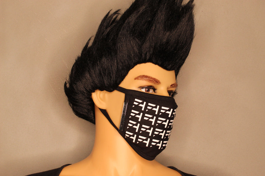 VVV Designer Cotton Knit Face Mask