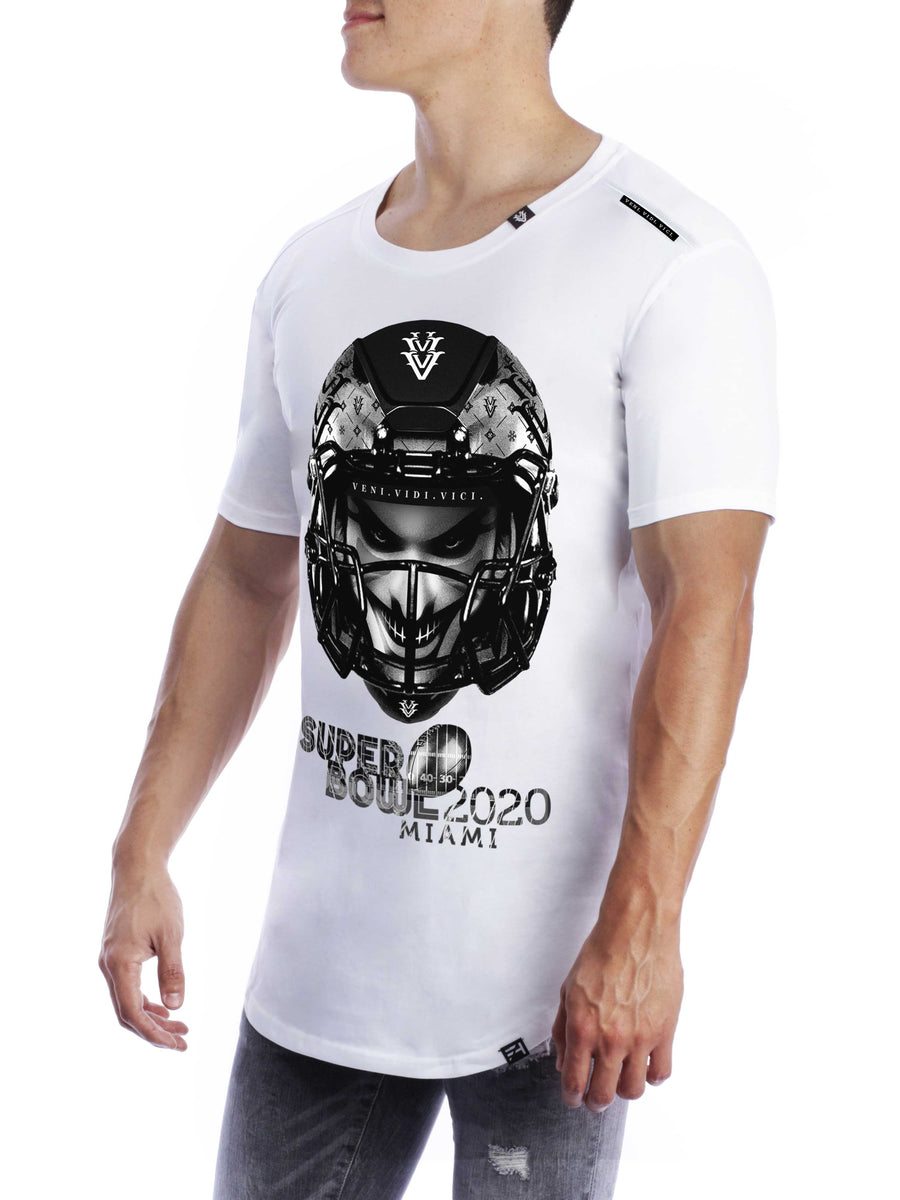 Super Bowl, Joker, sport, miami, 2020, event, dolphins miami, philipp plein, cool, funny, designer shirt