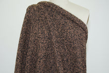 M!chael K0rs Knit Sherpa - Browns/Black