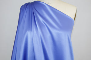 Calamo Silk Charmeuse - Ultramarine Blue