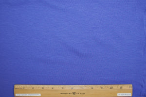 2 yards of Classic Cotton Jersey - Periwinkle