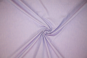 NY Designer Cotton Shirting - Pink/Lavender