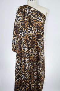 M!chael K0rs Animal Print Scuba - Browns/Black/Ivory