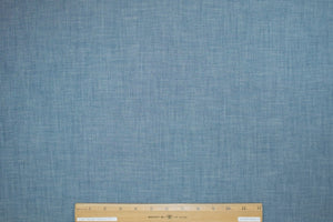 Japanese Narrow Double Selvage Denim - Medium Blue