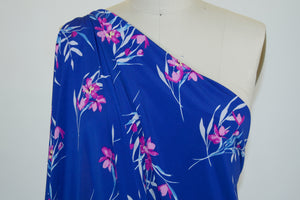 Delicate Flora ITY Jersey - Pinks/Yellow/Blues