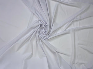 1+ yard of Goldilocks Solid ITY Jersey - Optic White
