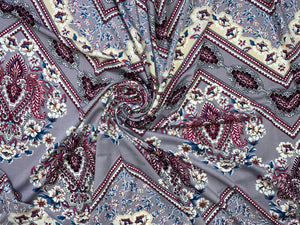 Ziggy Paisley ITY - Purple/Blue/Pink Tones