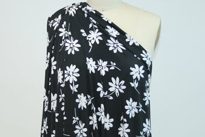 Pushing Daisies ITY Jersey - Black/White