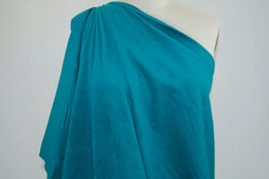 NY Designer Dress Weight Ultra-Suede - Deep Teal