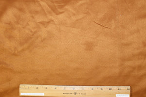 Designer Ultra-Suede - Copper
