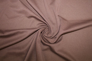 Designer Rayon Double Knit - Milk Chocolate