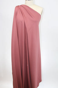 Designer Rayon Double Knit - Dusky Rose