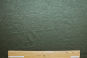 Super Soft Rayon Jersey - Army Green