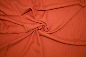 Blouse Weight Tencel Twill - Burnt Umber