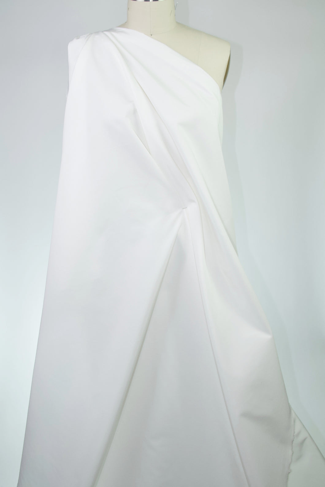 Silk Faille - Silk White