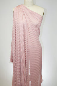 Splendid Designer Lightweight Ribbed Knit - Lotus Pink