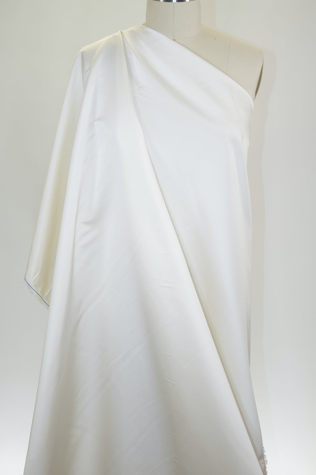 Bridal Silk Satin - Silk White