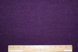 Scant Yard of Lightweight Sweater Knit - Plum