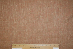 Silk/Wool Tweed Suiting - Camel/Apricot
