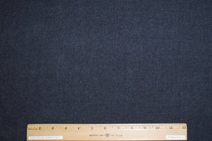 Br!oni Virgin Wool Flannel - Charcoal Gray